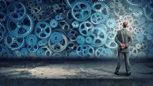 Notwendigkeiten und Chancen von Industrie 4.0 sind für viele Manager noch immer ein Rätsel.