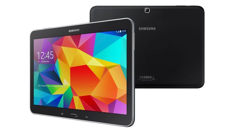 Das Samsung Galaxy Tab 4 10.1 soll noch diesen Monat in die Läden kommen.