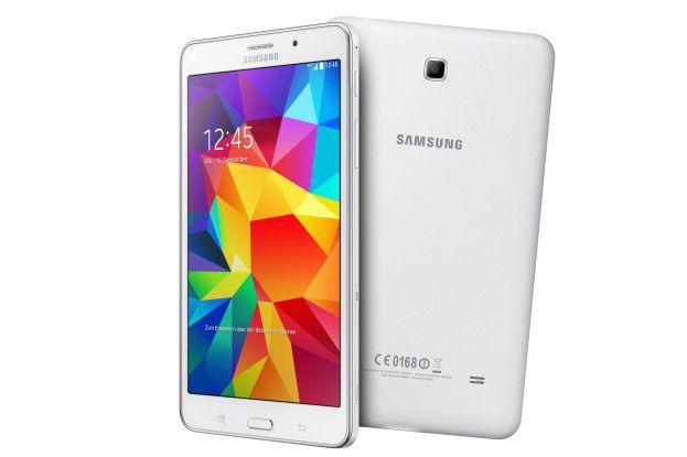 Das Samsung Galaxy Tab 4 7 soll ab 199 Euro erhältlich sein.