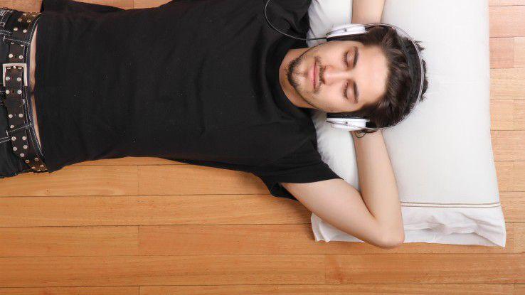 Zwischendurch mal abschalten beugt Burnout vor und fördert die Konzentrationsfähigkeit.