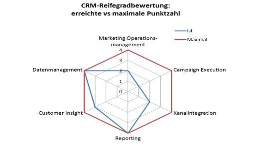 CRM-Reifegrade