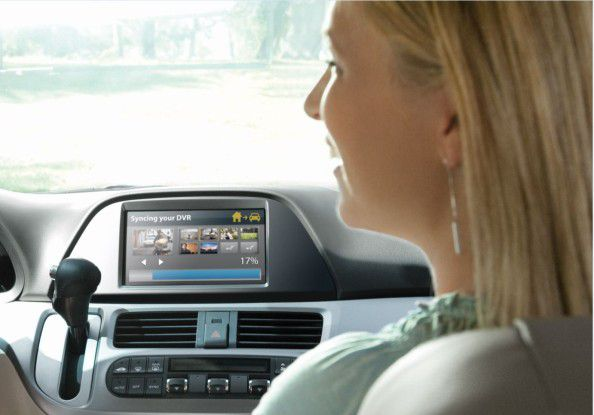 In-Vehicle-Infotainment mit Intel Inside