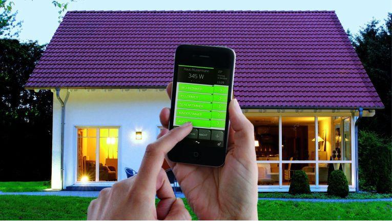Smart-Home-Lösung von digitalStrom