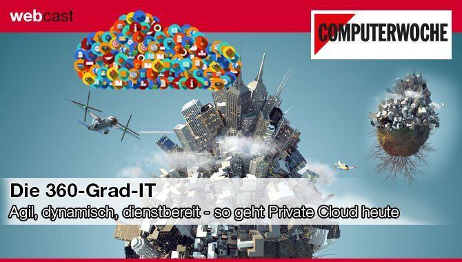 Die Private Cloud stellt wachsende Anforderungen an die IT-Architektur.