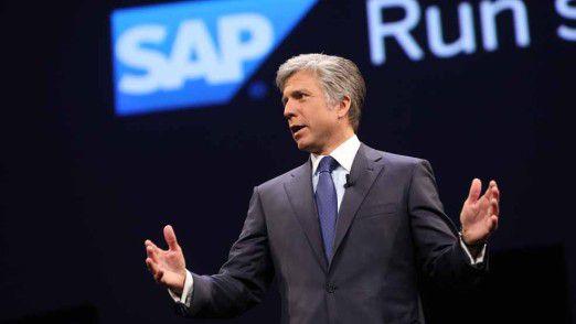 Auf den Sapphire hat SAP-CEO Bill McDermott der grassierenden Komplexität in Unternehmen den Kampf angesagt.