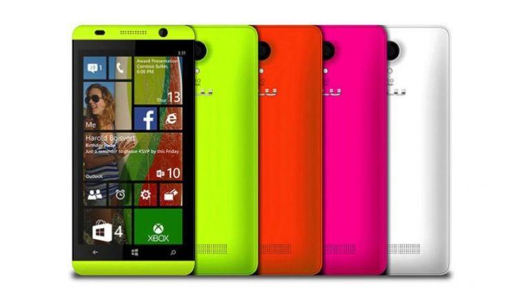 Auch US-Hersteller Blu baut jetzt Windows Phones