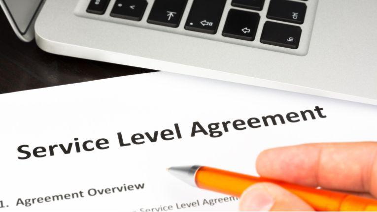 Ohne Service Level Agreement geht nichts mehr.