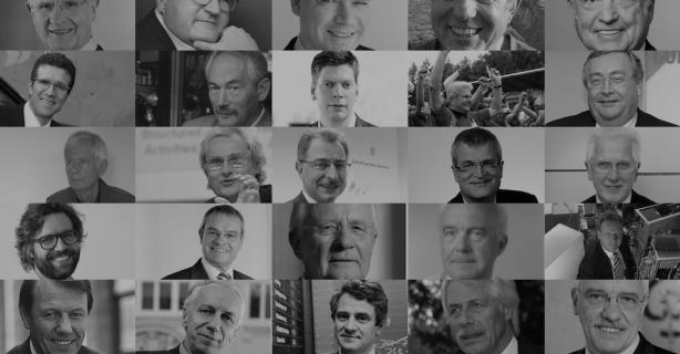 Die wichtigsten deutschen IT-Persönlichkeiten: Die Hall of Fame der IT