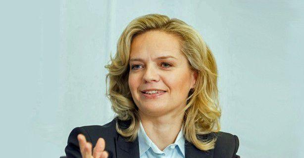 Ingrid-Helen Arnold ist neue CIO beim SAP-Konzern, Mitglied des Global Managing Board und Head of Business Innovation & Application Services.
