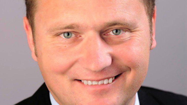 """Torsten Hedemann ist CIO bei Senvion SE. Er meint: """"Auch ein Arbeitsplatz ist ein soziales Umfeld. Es hilft oft schon, einfach nur zuzuhören."""""""