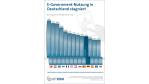 E-Government: Wenig Andrang bei digitalen Bürgerdiensten - Foto: Bitkom/Eurostat
