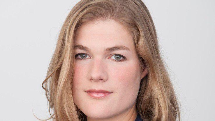 """""""Je länger Unternehmen Ideen mitschleppen, desto teurer wird es."""" Catharina van Delden"""