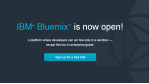 PaaS-Umgebung: IBMs Bluemix-Entwicklungsplattform für Cloud-Anwendungen verfügbar - Foto: IBM