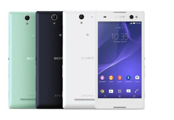 Sony schwächelt im Smartphonegeschäft - auch die im Sommer vorgestellte Xperia C3-Reihe scheint keine Besserung zu bringen.