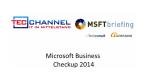 TecChannel-Studie: Microsoft-Kunden hadern mit neuer Strategie