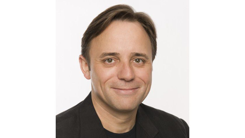 """Andreas Hecht, Vice President and General Manager Automotive bei Inrix: """"Wir gehen über das Thema Car-2-Car hinaus und setzen verstärkt auf das Themenfeld Car-2-Cloud-2-Car."""""""
