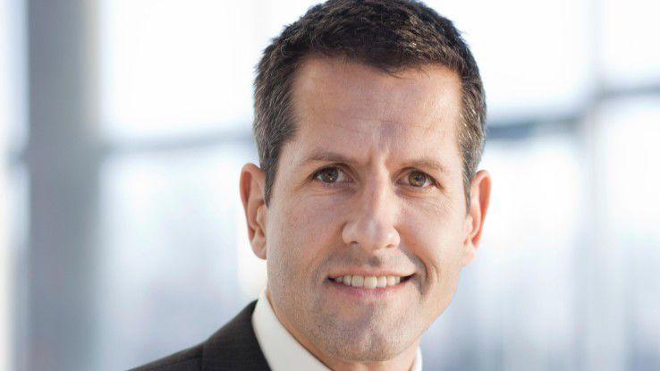 Dr. Eckart Pech ist CIO des Telekommunikationsanbieters Telefónica. Er erwartet, dass sich seine Rolle durch Industrie 4.0 und Digitalisierung ändern wird.