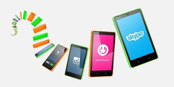 Der letzte Android-Nokianer: Nokia X2