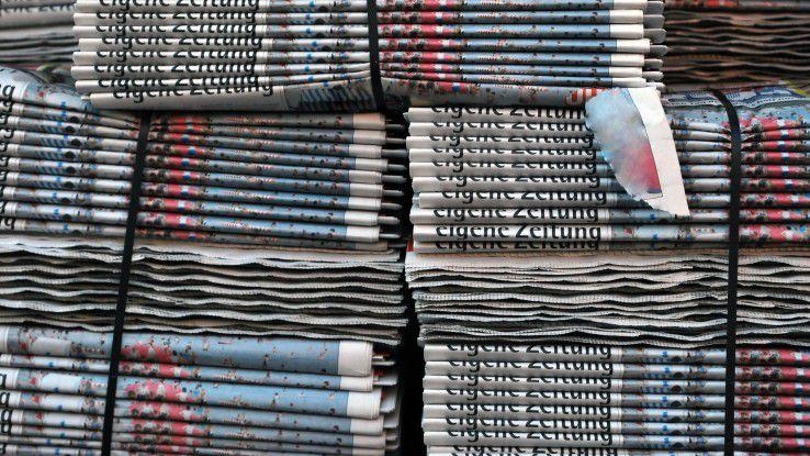 Klasse statt Masse: Bei der Auswahl der Adressaten für eine PR-Aussendung sollten im Vorfeld die richtigen Medien recherchiert werden, deren Leser für das Produkt Interesse zeigen könnten.