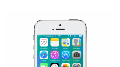 iMessage, iCloud, QuickType, Familienfreigabe & Co.: Erster Test - Apple iOS 8 Beta 4 auf dem iPhone 5 - Foto: Apple