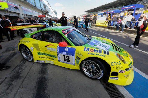Manthey Racing nutzt die M2M-Lösung bereits seit 2008, um Boxenstopps besser zu koordinieren.