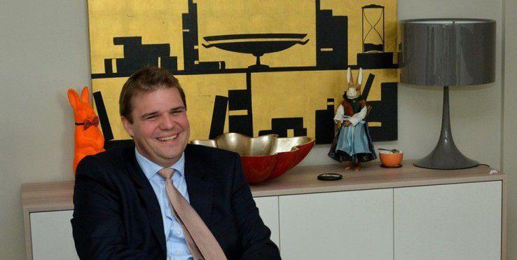Alexander Sixt, Leiter Konzernentwicklung bei der Sixt SE
