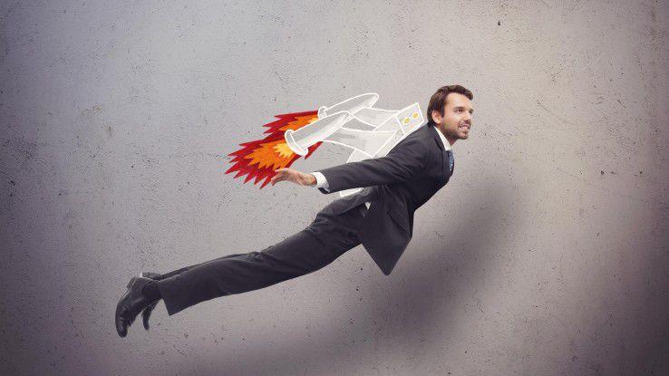 Überschaubares Risiko und realistische Ziele sind wichtige Eckpunkte, wenn Sie mit Ihrem Startup dauerhaft Erfolg haben wollen.