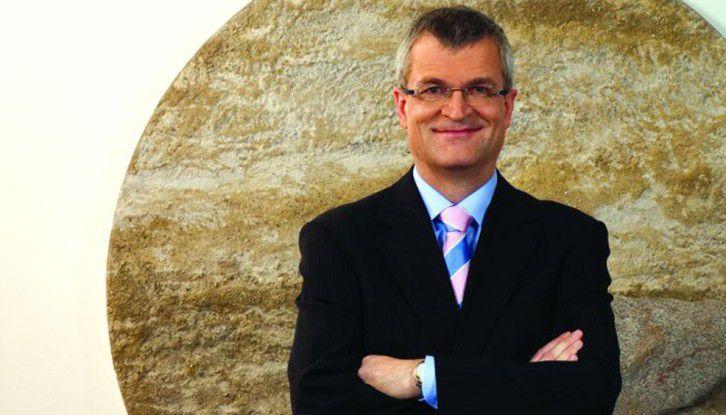 Norbert Kleinjohann, CIO des Siemens-Konzerns