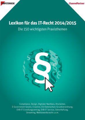 Lexikon für das IT-Recht 2014/2015