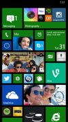 Windows Phone 8.1 Screenshots