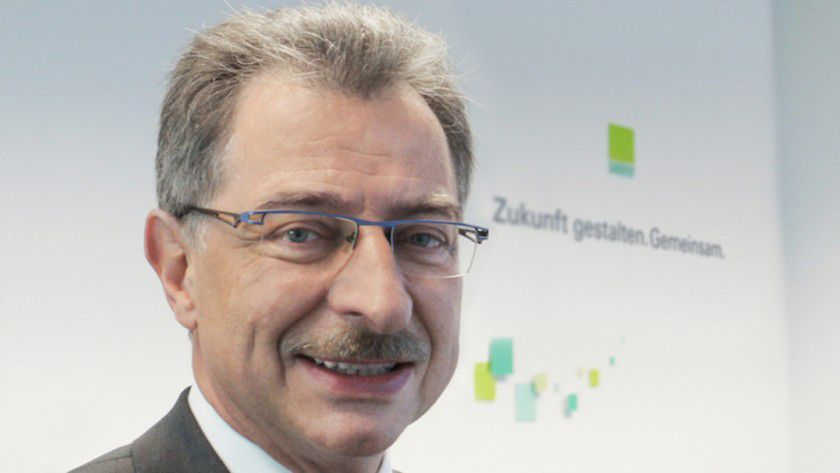 Bitkom-Präsident (und Datev-Chef) Dieter Kempf