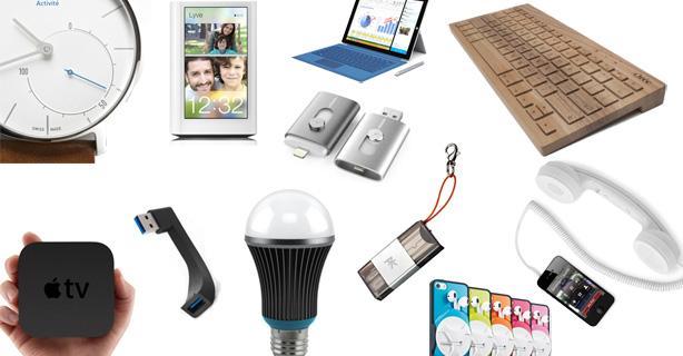 Was Technik-Freaks Spaß macht: Eine Auswahl der besten IT-Gadgets