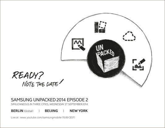 Es ist bald wieder soweit: Samsung Unpacked Episode 2