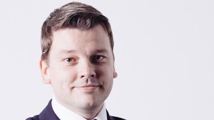 Patrick Sönke, 1eEurope, hat beobachtet, dass viele junge IT-Profis sich mit mobiler Informatik beschäftigt, erst selbständig unterwegs sind und dann eine Festanstellung suchen.