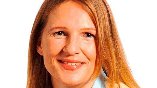 """Christine Keiner, Director Recruiting bei SAP: """"Mich hat die Vielfalt der Kollegen gereizt: andere Kulturen, tausende unterschiedlich ausgebildete Kollegen, mit unterschiedlichen Perspektiven."""""""