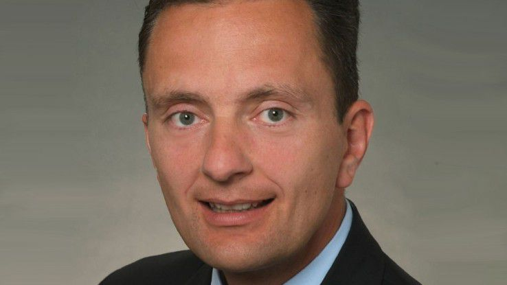 """Senior Manager Michael Klingler: """"Ein wichtiges Designkriterium war, dem Kunden die Entscheidung zu überlassen."""""""