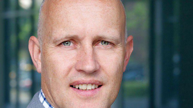 """Markus Schaffrin: """"Wird eine Cloud-Lösung genutzt, sollten die Daten am besten bereits lokal verschlüsselt werden."""""""