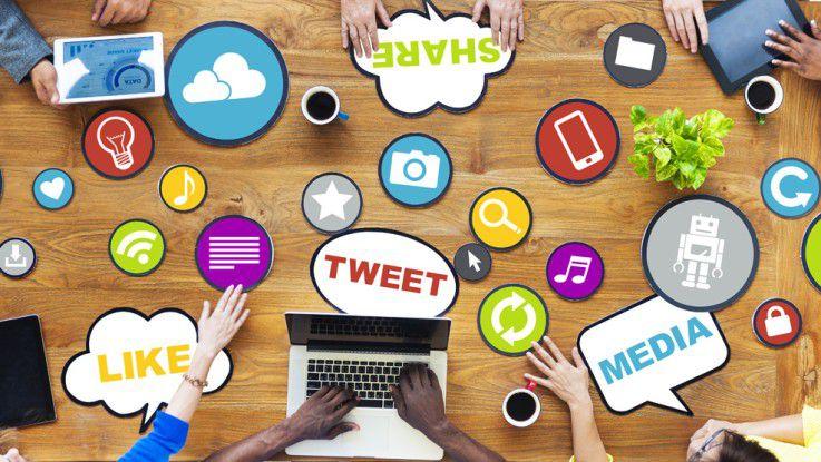 Im Zeitalter von Skype, Twitter, Facebook und Co. reicht es nicht mehr aus, nur den E-Mail-Verkehr zu überwachen.