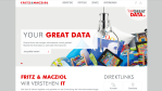 Best in Big Data 2014: Die besten Big-Data-Lösungen - Fritz&Macziol schnürt individuelle Big-Data-Pakete