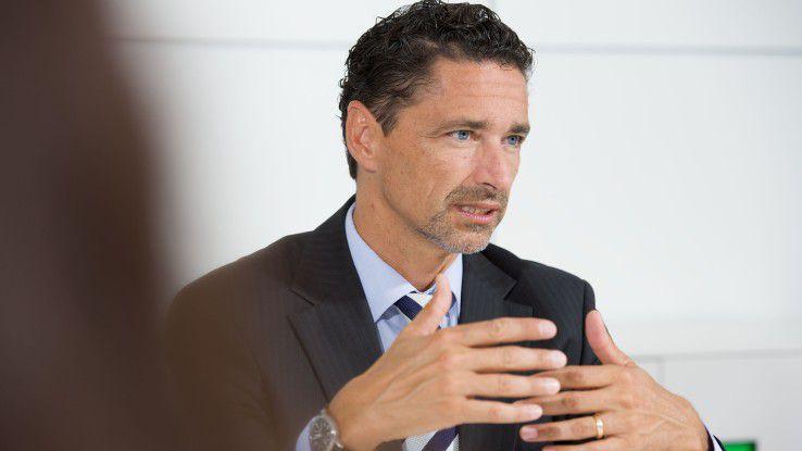 """Michael Fuchs: """"Das Vertrauen der Kunden in die SAP war beschädigt."""""""