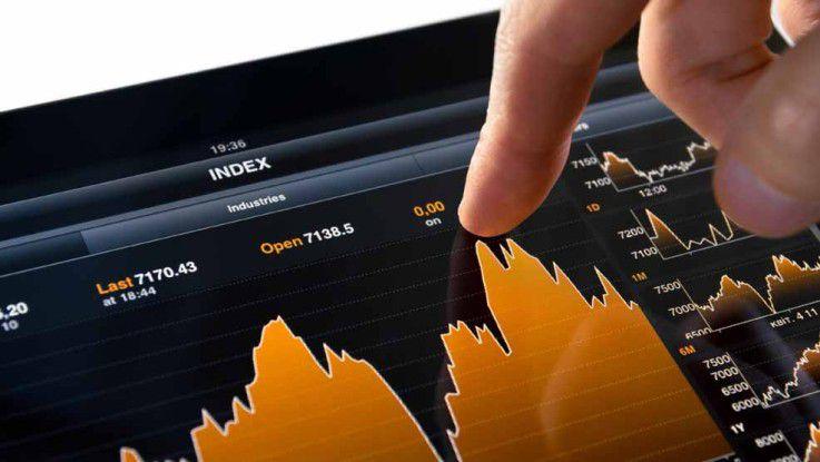 Die DAX-Companies können aufgrund ihrer finanziellen Kraft relativ schnell zahlen und sich dadurch attraktive Skonti sichern.