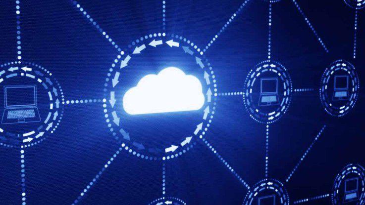 Einbindung von Cloud-Diensten in die eigene Storage-Landschaft wird sowieso immer wichtiger, so der Tenor der Austeller auf der Powering the Cloud.
