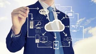 Arbeitsplatz der Zukunft: Workplace nur aus der Private Cloud - Foto: Sergey Nivens - fotolia.com