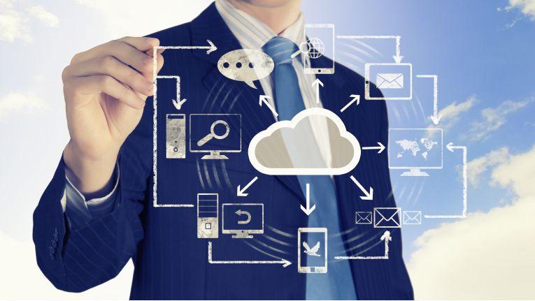 HP will die europäische Cloud.