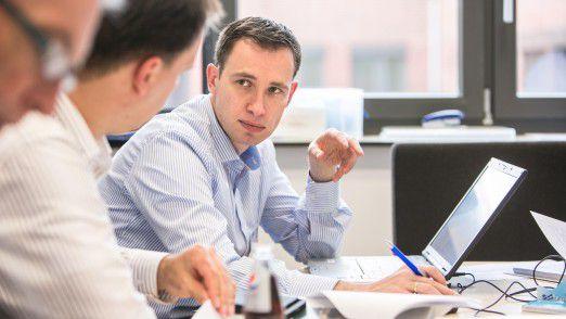 Andreas Plaul, Head of Communications Services bei Hilti, erwartet vom CIO Leadership Excellence Program, sein Blickfeld über die IT hinaus erweitern zu können.