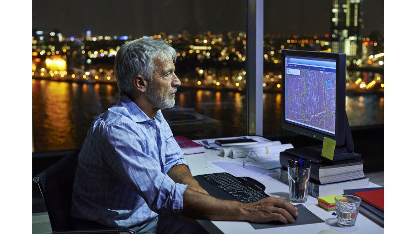 Licht-Management ist ein Aspekt einer Smart City.