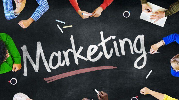 Der Kunde bestimmt, wann, wo und wie er kommunizieren will - die Marketingabteilungen müssen sich darauf einstellen.