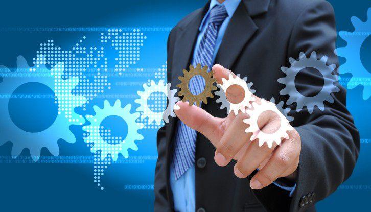 Die Umstrukturierung der IT-Abteilung bedeutet für viele Entscheider umfangreiche Vorarbeit.