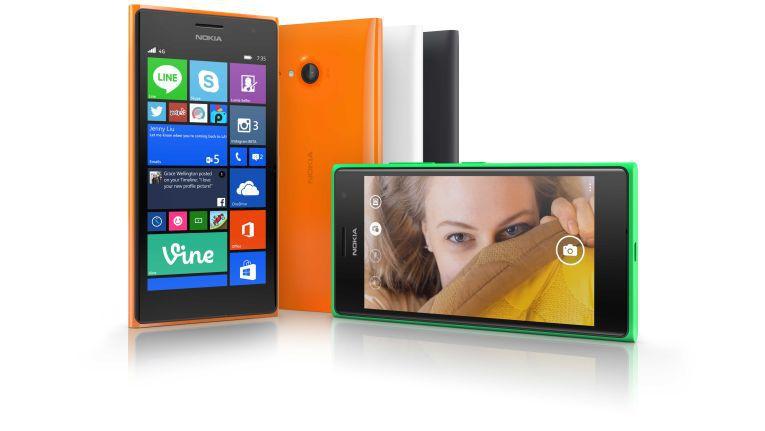 """Auch das Lumia 735 soll das """"große"""" Update erhalten."""
