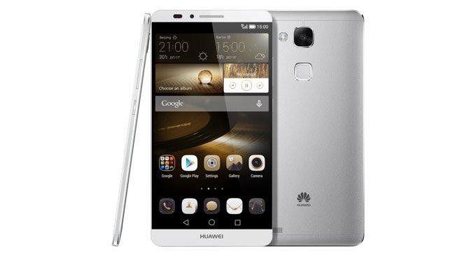 Huawei Ascend Mate 7 - 6-Zöller mit Octacore-CPU